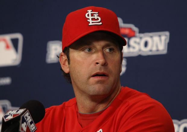 Mike Matheny HD Images STLtoday
