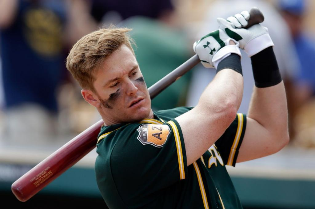 Mark Canha HD Images, Photos And Wallpapers Athletics Nation