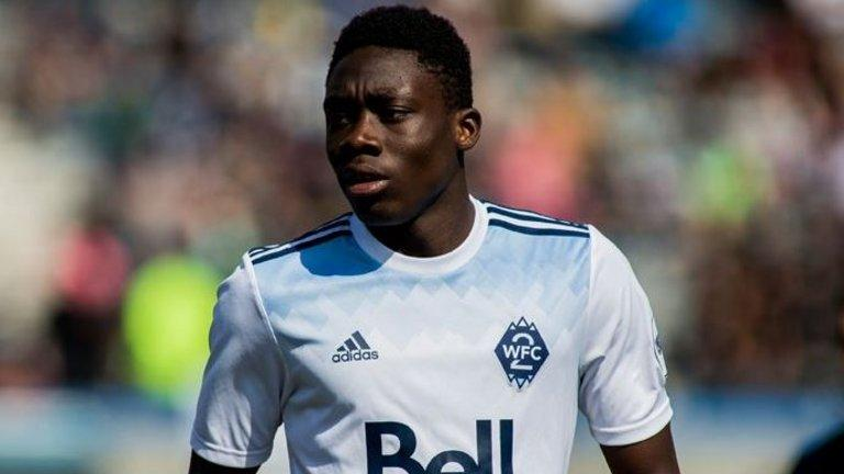 Alphonso Davies HD Photos Sky Sports