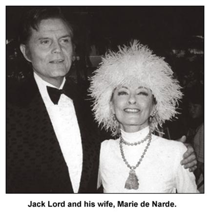 Marie De Narde and Jack Lord Photos Images and Wallpapers