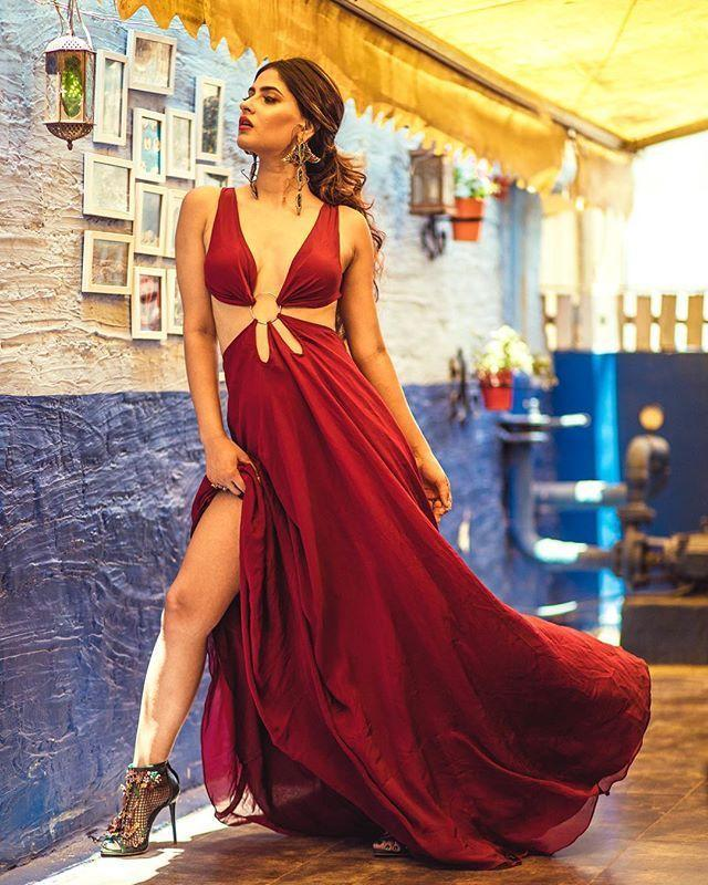 Karishma Sharma Actor Latest 2018 Photo Stills