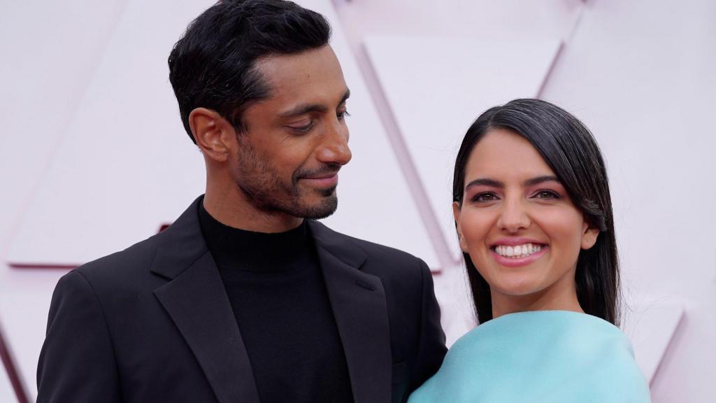 Riz Ahmed and wife Fatima Farheen Mirza among Oscar red