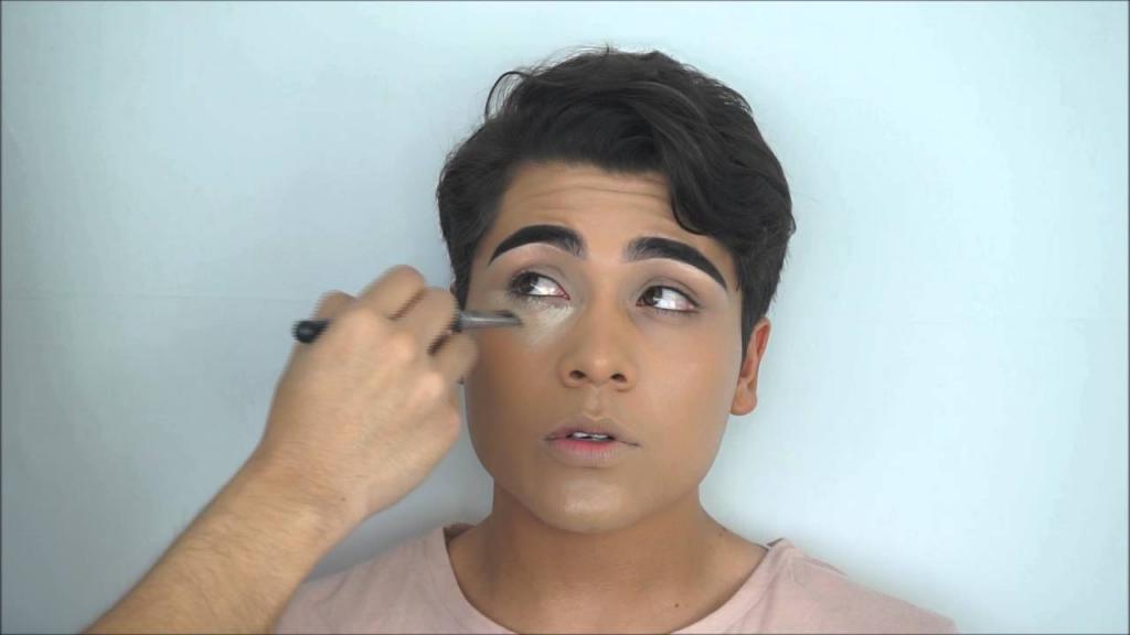 Boyfriend Does My Makeup Challenge Alannized YouTube