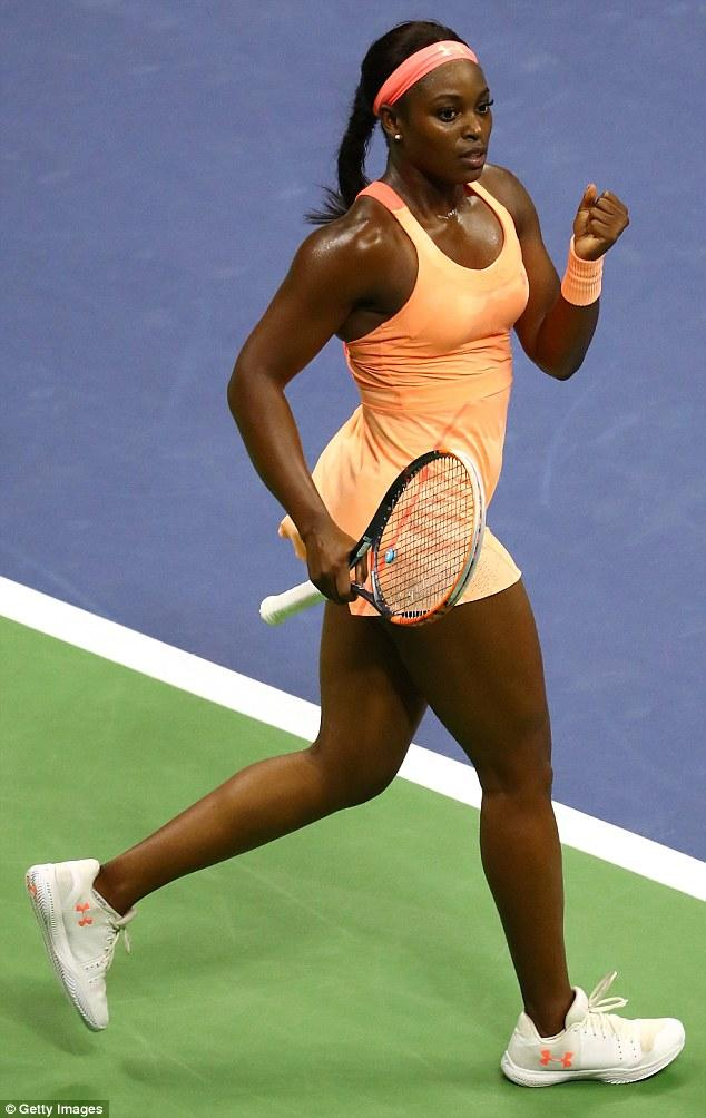 Sloane Stephens reveals how she makes sure she's in top