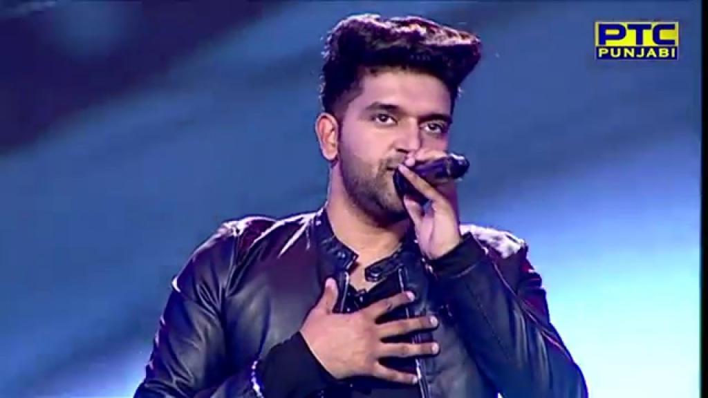 Guru Randhawa Singing Patola Live Performance In Voice Of