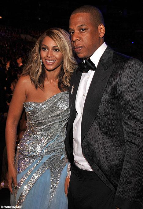 Crazy in love: Beyonc weds rapper Jay-Z in star-studded
