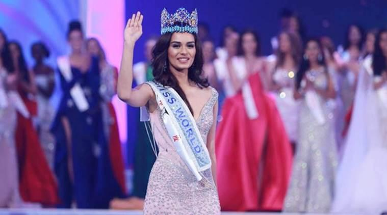 Bollywood Congratulates Miss World 2017 Manushi Chhillar. Former