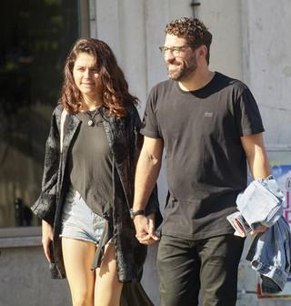 TVMais  Mikaela Lupu e Nuno Lopes assumem namoro