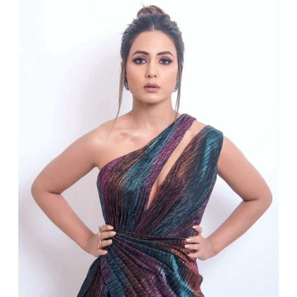 Hina khan Wiki, Age, Boyfriend, Family, Weight, Height