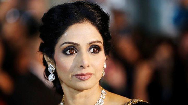 Sridevi India Mourns Bollywood Superstar Dead At 54 BBC News