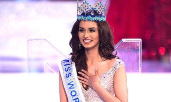 Manushi Chhillar: Indian Medical Student Turned Beauty Queen