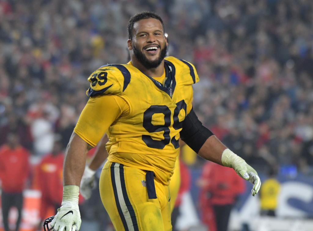 Aaron Donald Height, Weight, Body Measurements, Family
