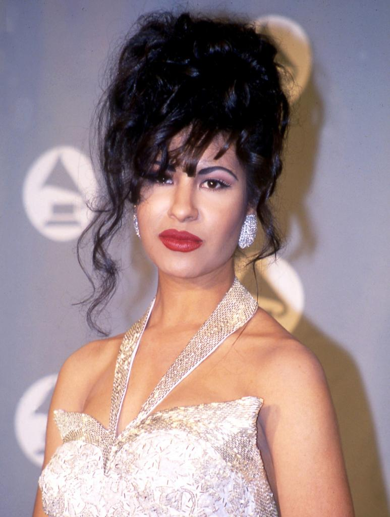Selena Quintanilla Receives Star on Hollywood Walk of Fame