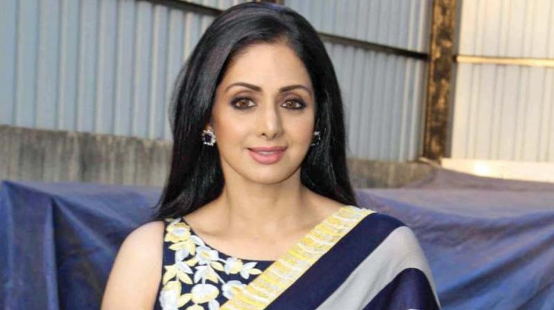 Veteran Bollywood Actor Sridevi Passes Away