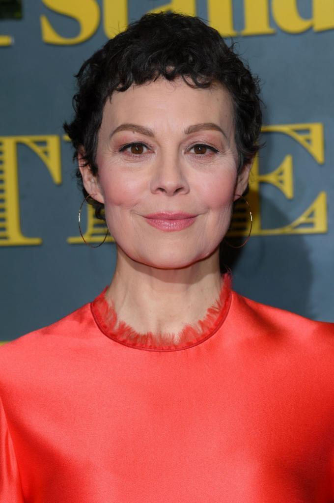 Helen McCrory  London Evening Standard Theatre Awards