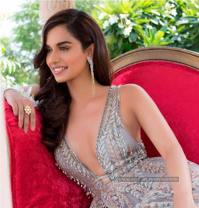 Miss World 2017 Manushi Chhillar Photos: Beautiful & Glamorous HQ
