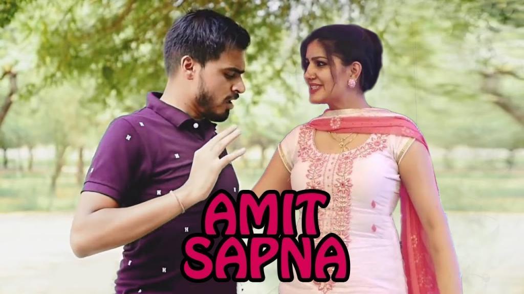 Amit Bhadana Fans Sapna Choudhary New Edition YouTube