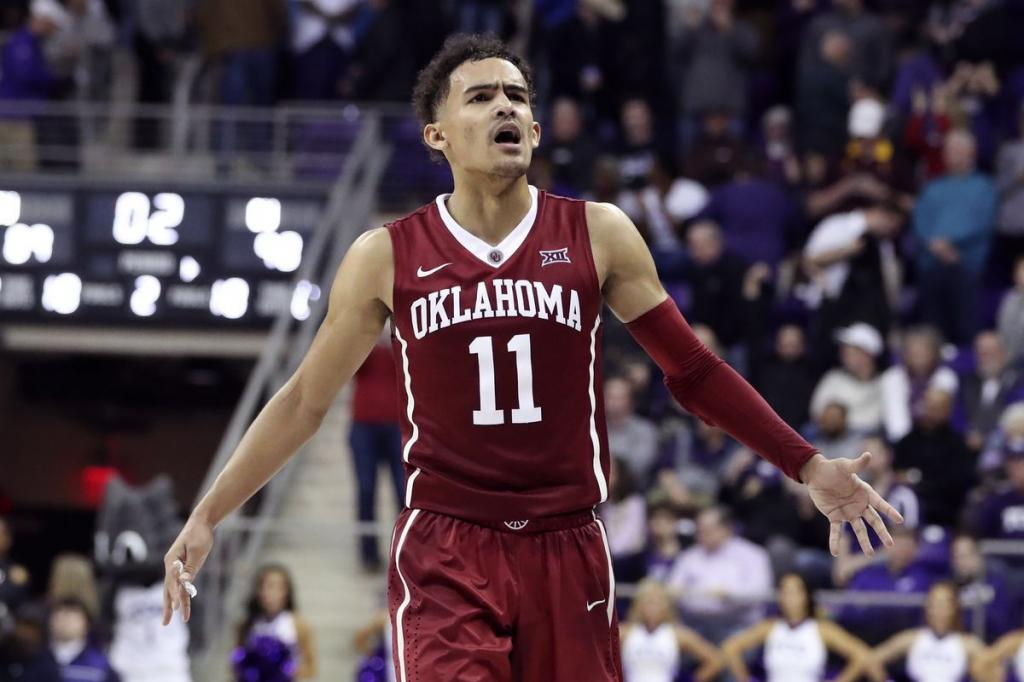 How Trae Young Became The Biggest Thing In College Basketball
