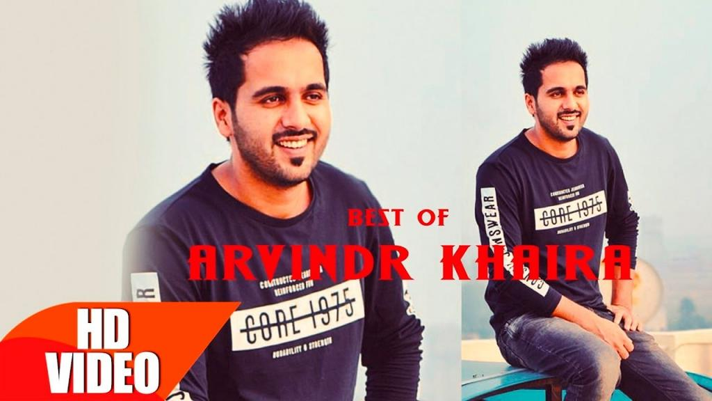 Best Of Arvinder Khaira Punjabi Song Collection Speed Records