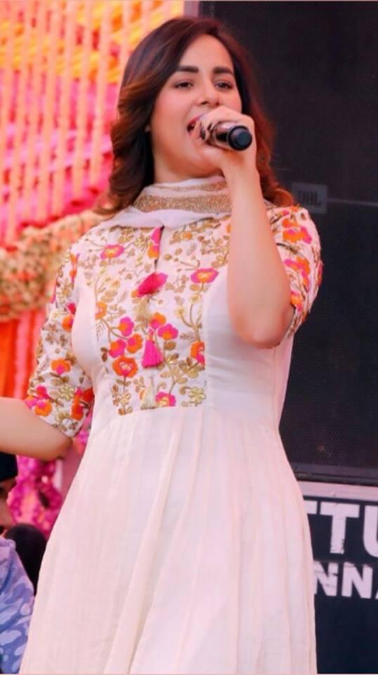 Sunanda Sharma Singer Entertainment