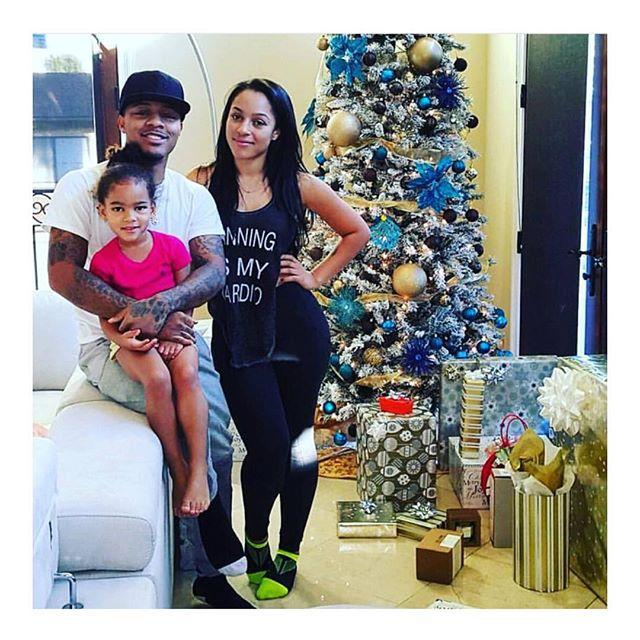 Future Messing With Bow Wows Baby Mama Joie Chavis Lipstick