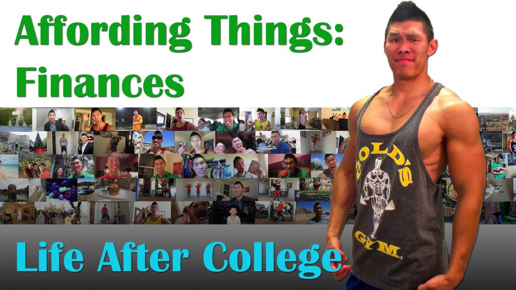 TIPS ON HANDLING YOUR FINANCES Life After College Vlog Ep 199
