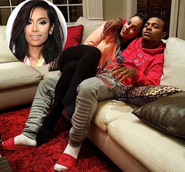 Erica Mena Bow Wows Baby Mama Joie Chavis Drag Each Other You