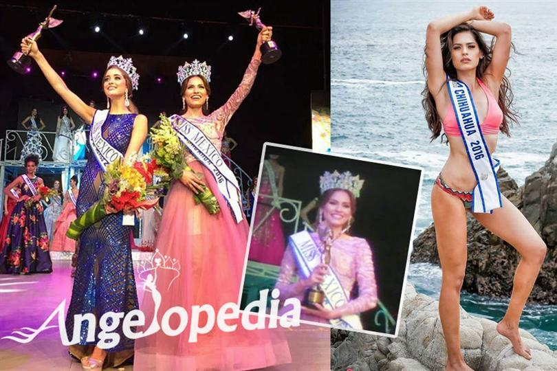 Andrea Meza Crowned As Miss World Mexico 2017   Angelopedia