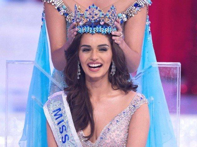 India's Manushi Chhillar Bags Miss World Title - The Express Tribune