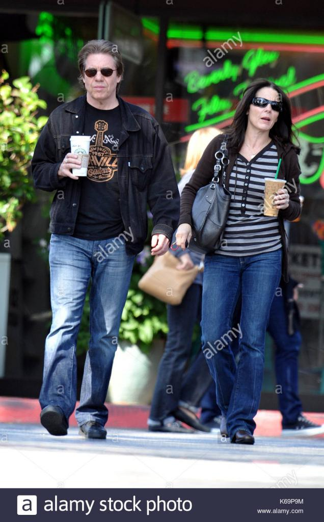 George Thorogood and wife Marla. George Thorogood of the