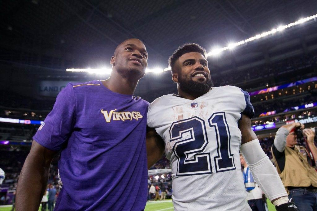 Adrian Peterson Is Not A Reality For The Dallas Cowboys