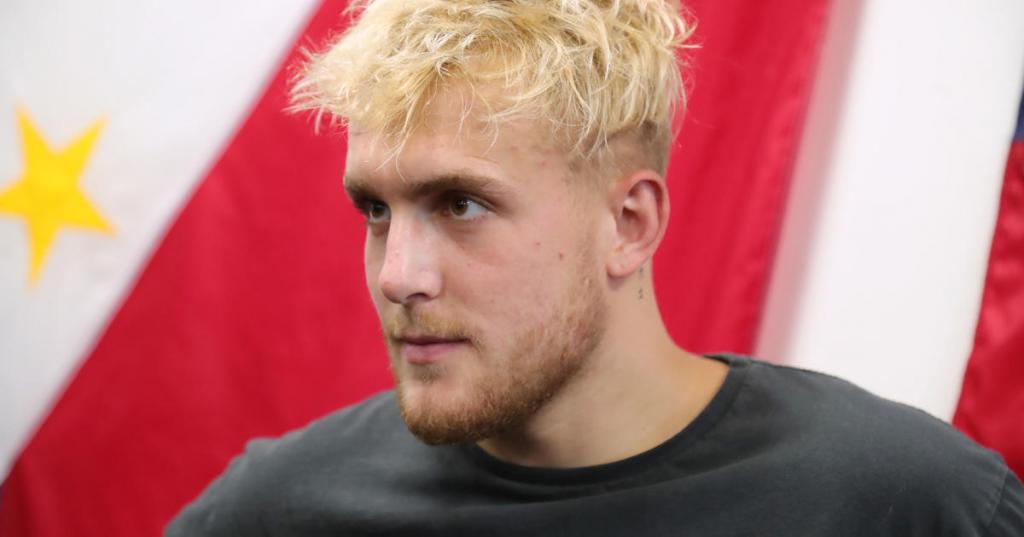 YouTuber Jake Paul charged after video shows him at