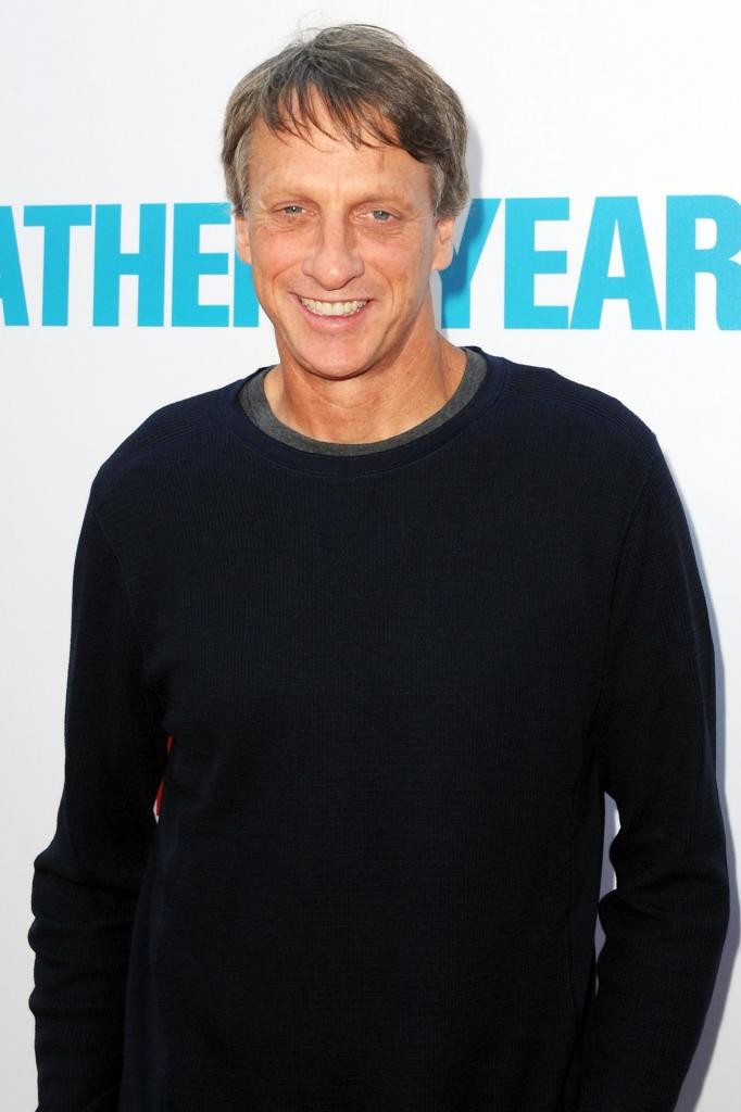 Tony Hawk on Mother's Alzheimer's Battle  PEOPLE.com