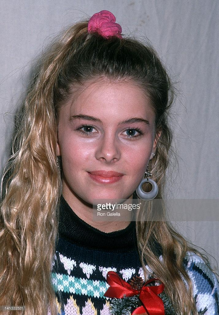 Nicole Eggert Stock Photos And Pictures Getty Images