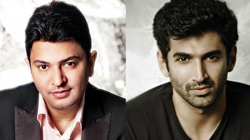 Aditya Secretly Meets Bhushan Kumar Role In Akshays Mogul On The