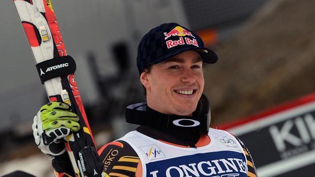 Alpine Skiing Athlete Erik GUAY