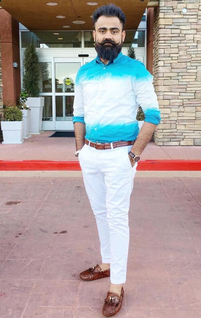 Amrit Maan Punjabi Singer Height Weight Age Affairs Wife