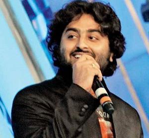 Arijit Singh Singer