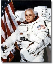 Astronaut Bio Bruce McCandless II