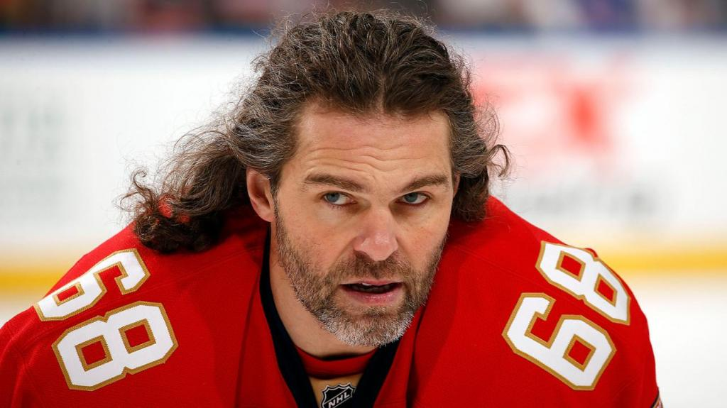 Behind Enemy Lines Jaromir Jagr On Tomas Plekanec