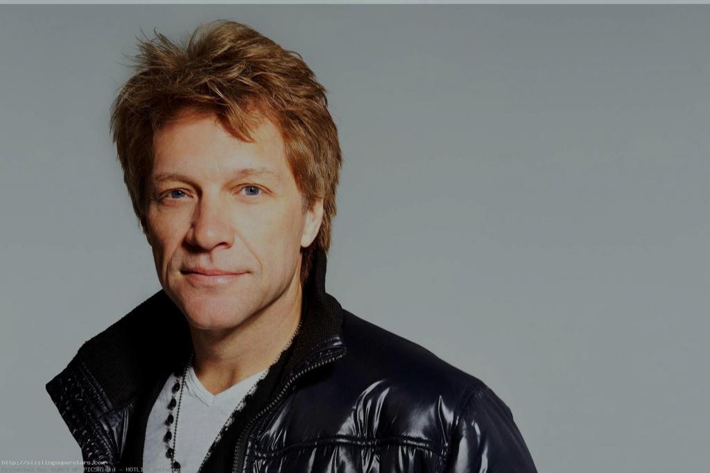 Bon Jovi An American Rock Band From Sayreville Sizzling Superstars