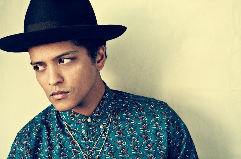 Bruno Mars And Manager Brandon Creed Part Ways Billboard