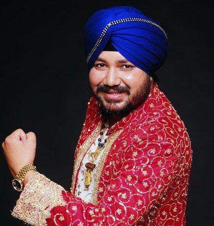 Daler Mehndi Official Website Of Punjab De Sher