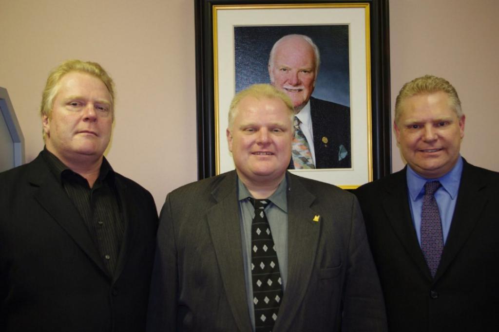 Father Of Rob And Doug Ford A Lasting Influence Toronto Star