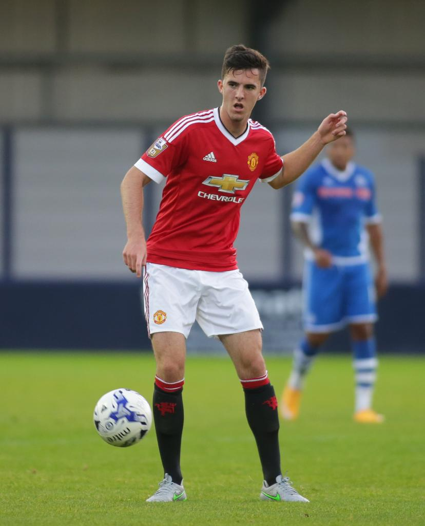 Five Facts About Sean Goss Official Manchester United Website