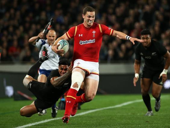 George North Reveals Reasons Behind Return To Wales His Ultimate
