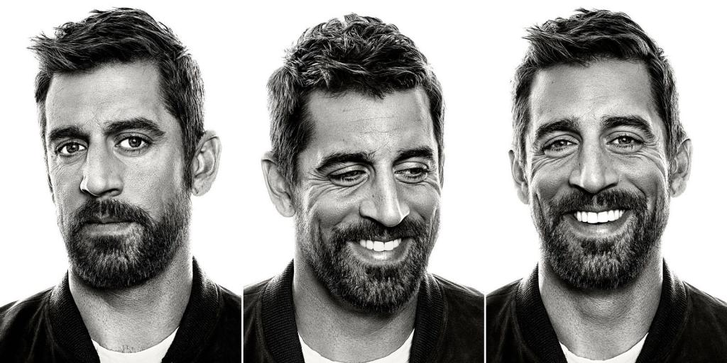 Green Bay Packers QB Aaron Rodgers Unmasked And Still Searching