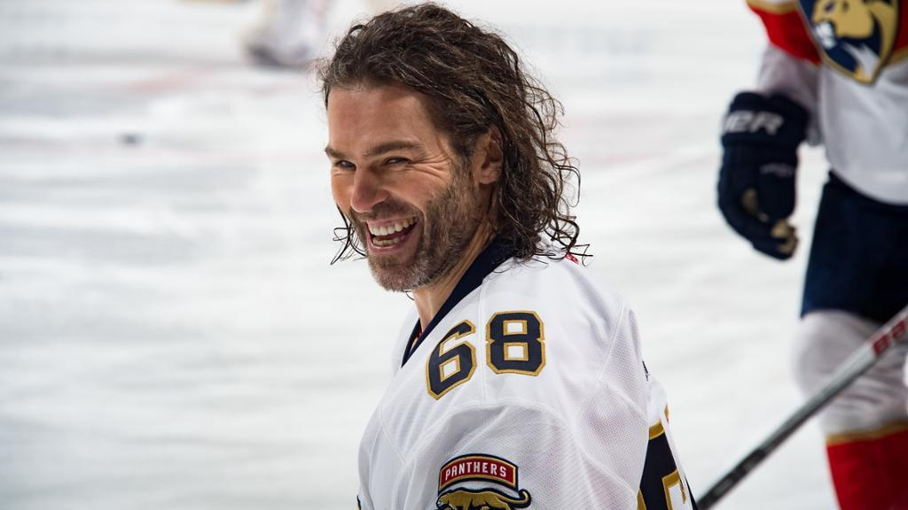 Jaromir Jagr Missed Penguins Reunion Had Good Excuse