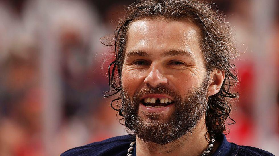 Jaromir Jagr Russian Machine Never Breaks