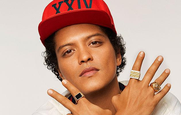 Just Play The Record The Full Bruno Mars Cover Interview NME